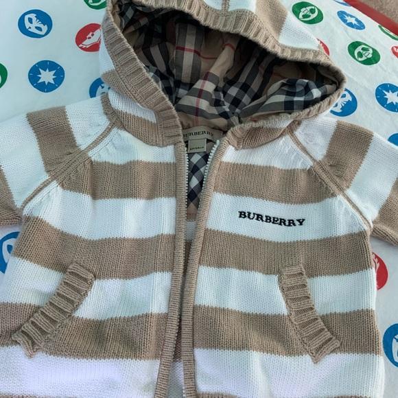 Burberry Jacket & Pants for 6m/68cm